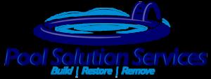 Pool Solutions Grand Prairie Texas Logo